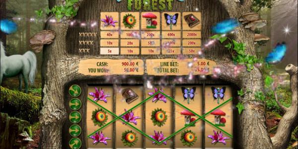 Magic Forest MCPcom Gamescale2