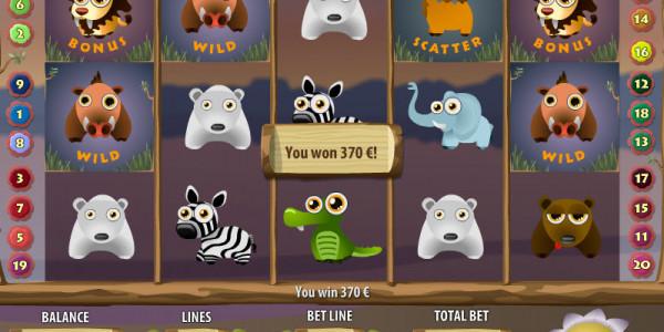 Safari Spin MCPcom Gamescale win