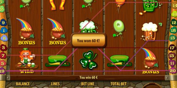 St. Patrick's Day MCPcom Gamescale win