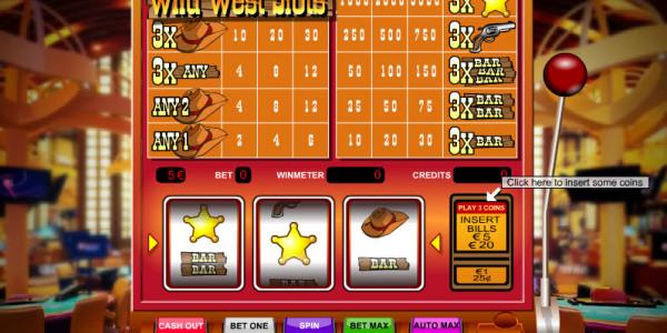 Wild West MCPcom Gamescale 2