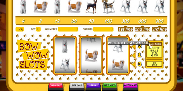 Bow Wow Slots MCPcom Gamescale2