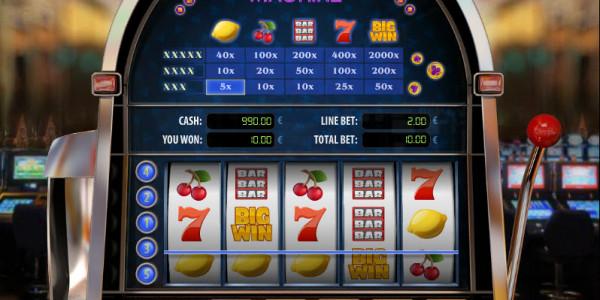 Cash Machine MCPcom Gamescale2