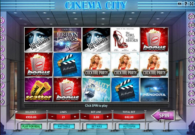 Cinema City MCPcom Gamescale