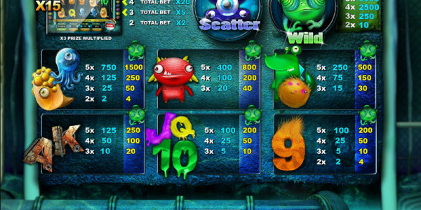 Monsters Bash MCPcom Gamescale pay