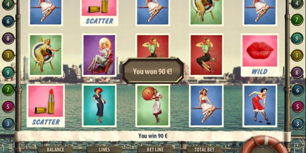 Pin-up Girls MCPcom Gamescale win