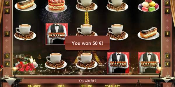 Café de Paris MCPcom Gamescale win