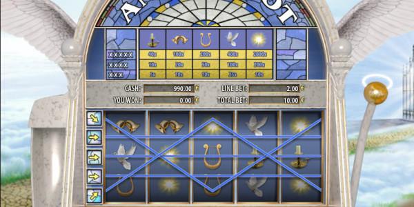 Angel Slot MCPcom Gamescale