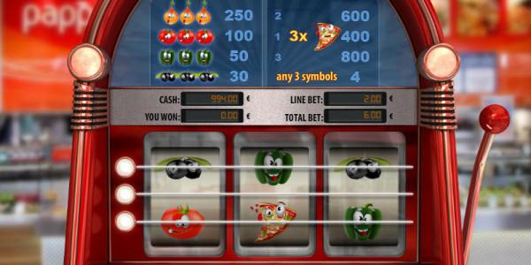 Crazy Pizza MCPcom Gamescale