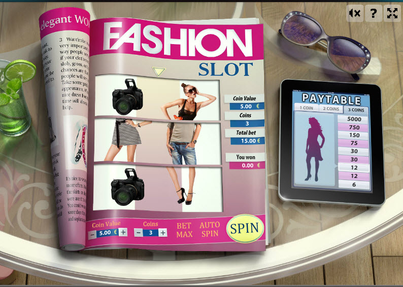 Fashion Slot MCPcom Gamescale