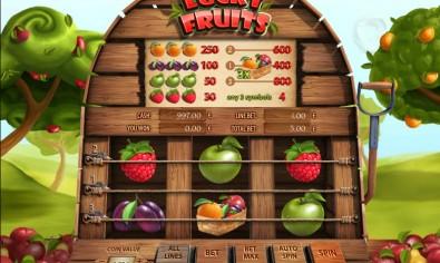 Lucky Fruits MCPcom Gamescale