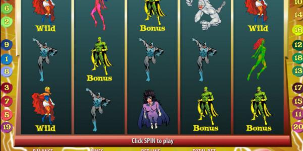 Lucky Hero MCPcom Gamescale