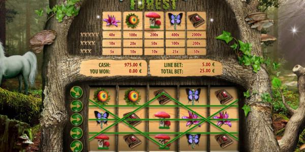 Magic Forest MCPcom Gamescale