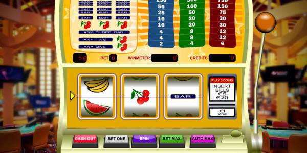 Banana Slots MCPcom Gamescale