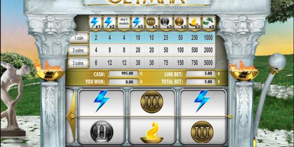 Olympia MCPcom Gamescale