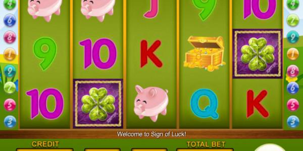 Sign of Luck MCPcom Gamescale