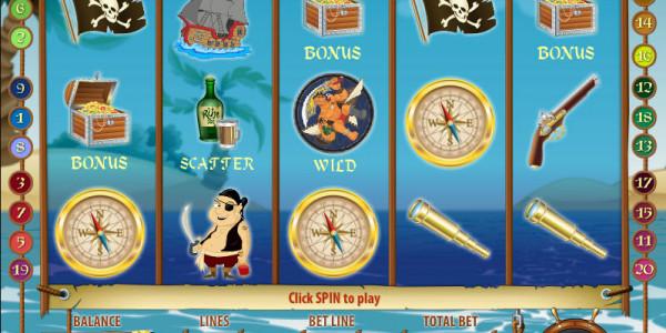 Treasure Hunters MCPcom Gamescale