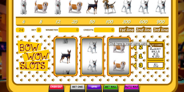 Bow Wow Slots MCPcom Gamescale