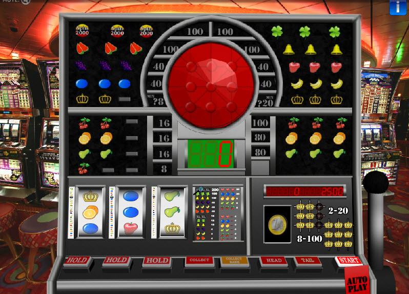 Spin 2000 MCPcom Gaming and Gambling