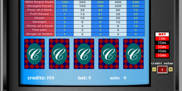 Joker Poker MCPcom Gaming and Gambling