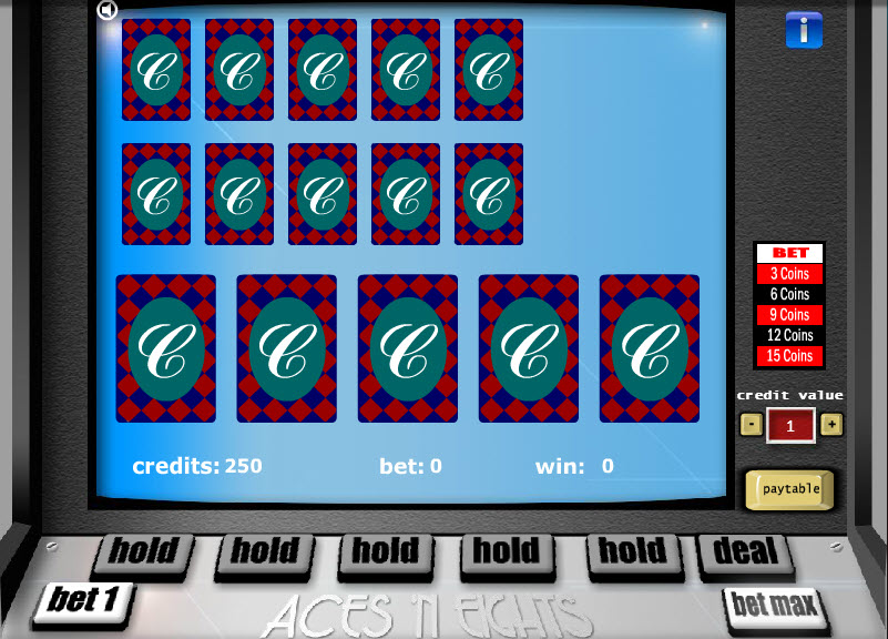 Aces 'n Eights – 3 Hands MCPcom Gaming and Gambling