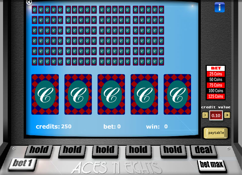 Aces 'n Eights – 25 Hands MCPcom Gaming and GamblingAces 'n Eights – 25 Hands MCPcom Gaming and Gambling