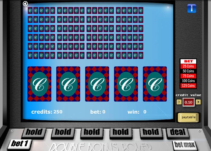 Bonus Poker – 25 Hands MCPcom Gaming and Gambling