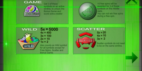 Fruit Gems MCPcom Gaming and Gambling pay