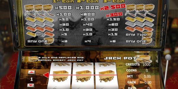 Gold Rush MCPcom Gaming and Gambling