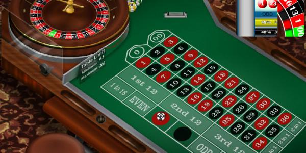 American Roulette MCPcom Gaming and Gambling2