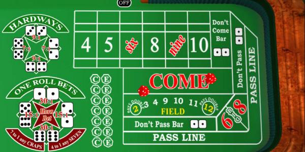 Craps MCPcom Gaming and Gambling2