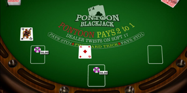 Pontoon MCPcom Gaming and Gambling2