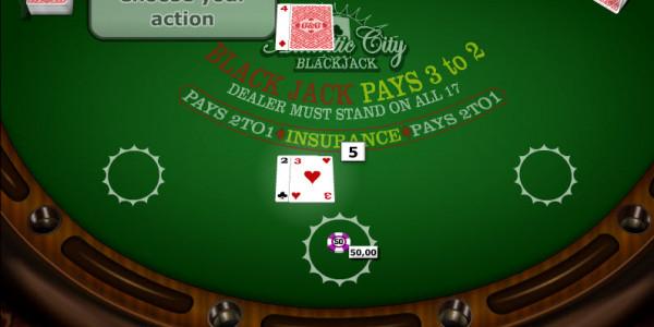 Atlantic City Blackjack  MCPcom Gaming and Gambling2