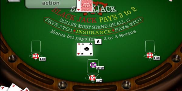 Triple Seven Blackjack MCPcom Gaming and Gambling2