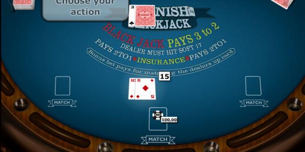 Spanish 21 – High Limit MCPcom Gaming and Gambling2