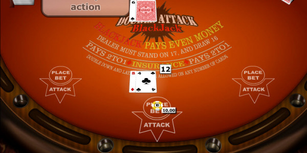 Double Attack – Low Stakes MCPcom Gaming and Gambling2