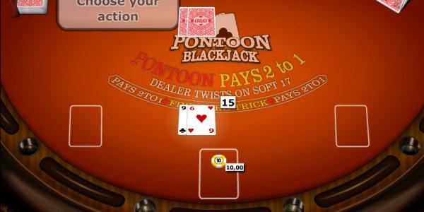 Pontoon – Low Stakes MCPcom Gaming and Gambling2