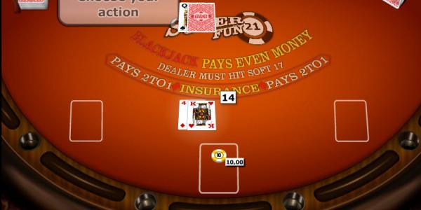 Super Fun 21 – Low Stakes MCPcom Gaming and Gambling2