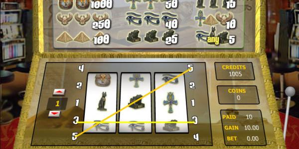 Pharaoh's Treasure MCPcom Gaming and Gambling2