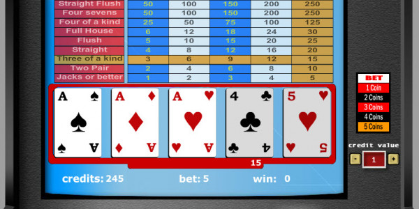 Aces 'n Eights – 1 Hand MCPcom Gaming and Gambling2