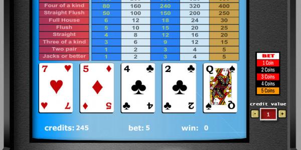 Acey Deucey – 1 Hand MCPcom Gaming and Gambling2