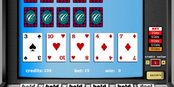 Bonus Poker Double Pay – 3 Hands MCPcom Gaming and Gambling2