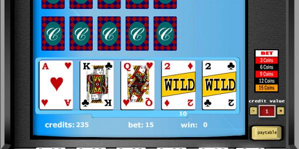 Deuces Wild – 3 Hands MCPcom Gaming and Gambling2