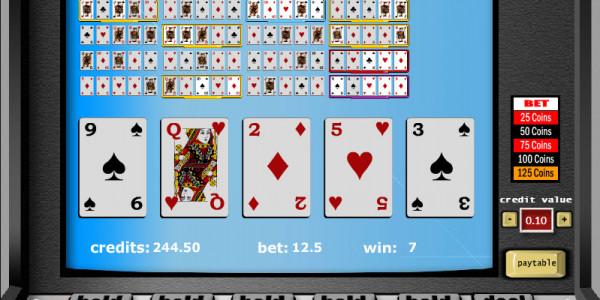 Tens or Better – 25 Hands MCPcom Gaming and Gambling2