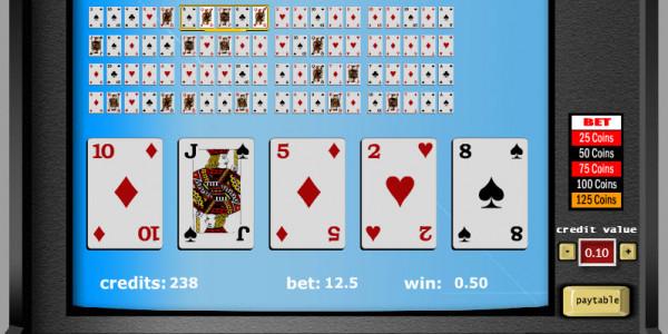 Bonus Poker – 25 Hands MCPcom Gaming and Gambling2