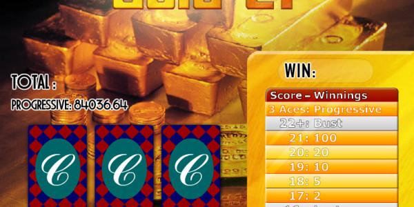 Gold 21 MCPcom Gaming and Gambling2
