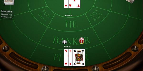 Baccarat MCPcom Gaming and Gambling3