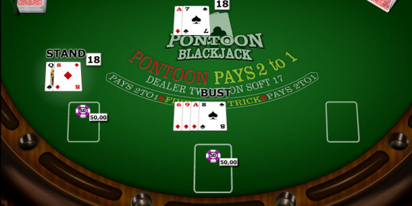 Pontoon MCPcom Gaming and Gambling3