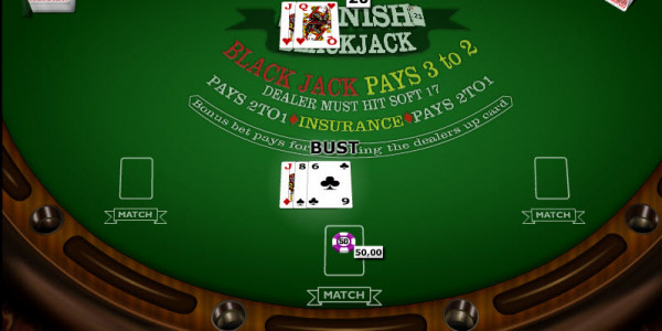 Spanish 21 MCPcom Gaming and Gambling3