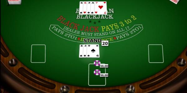 European Blackjack MCPcom Gaming and Gambling3