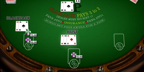 Perfect Pair Blackjack MCPcom Gaming and Gambling3